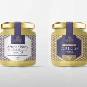 CBD Acacia Honey