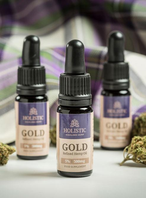 About Holistic Highland Hemp